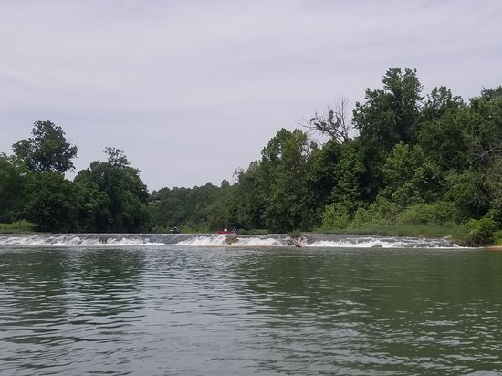 Arkansas: Sights along the SPRING RIVER on our canoe adventure using SouthFork Resort as outfitters.