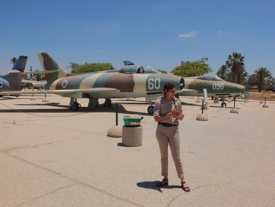 Danny The Digger Six Day War Aircraft