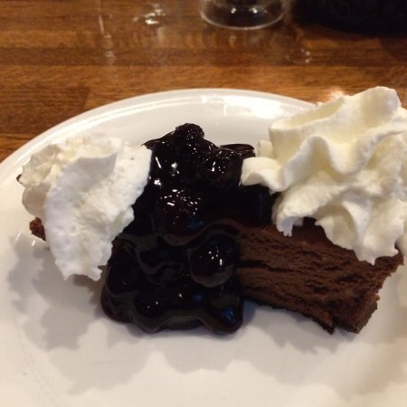 Eagle River, WI: Chocolate Cheesecake