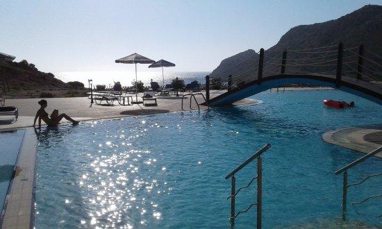 Arkassa, Griekenland: Swimming Pool