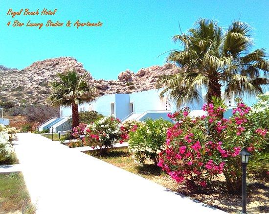 Arkassa, Griekenland: Garden