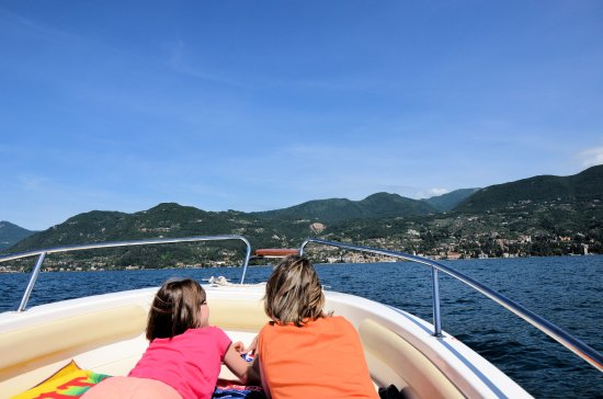 Wunderschöner Tag Foto Van Nautica Benaco Manerba Del Garda