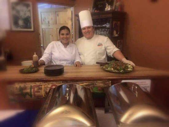 Tilaran, Costa Rica: Restaurante Brisas del Lago