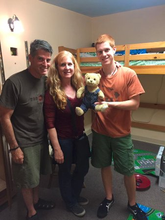 Rohnert Park, CA: We found the teddy bear! (With helpful clues)