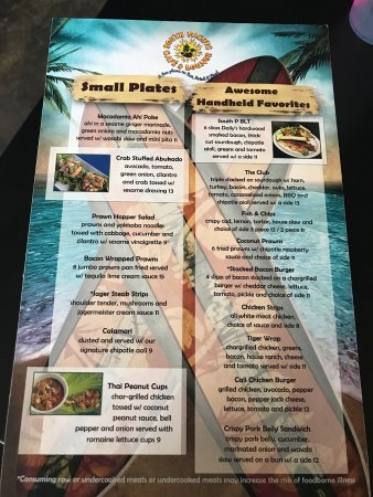 Battle Ground, WA: Superb lunch choices for all appetites!