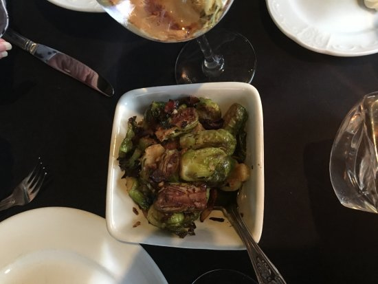 Wesley Chapel, FL: Carmelized Brussels Sprouts