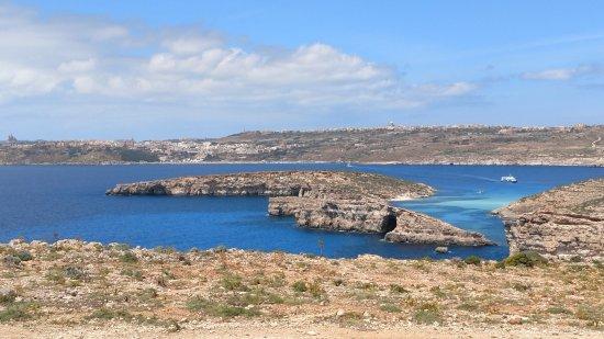 Vitória, Malta: The island