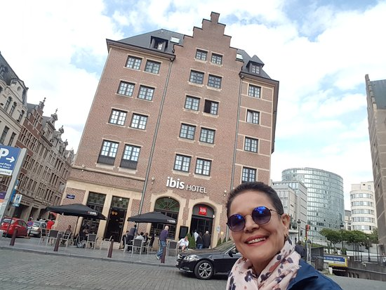 Ibis Hotel Grand Place Brussels