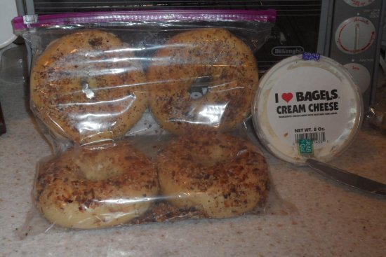 Laguna Niguel, CA: The Everything Bagel