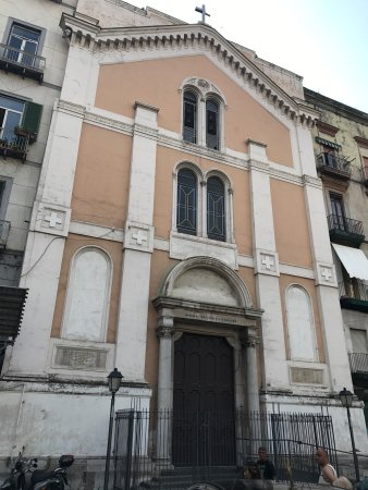 Chiesa dei Santi Cosma e Damiano a Secondigliano