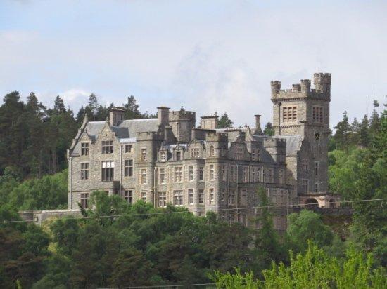 Invergordon, UK: Carbisdale Castle