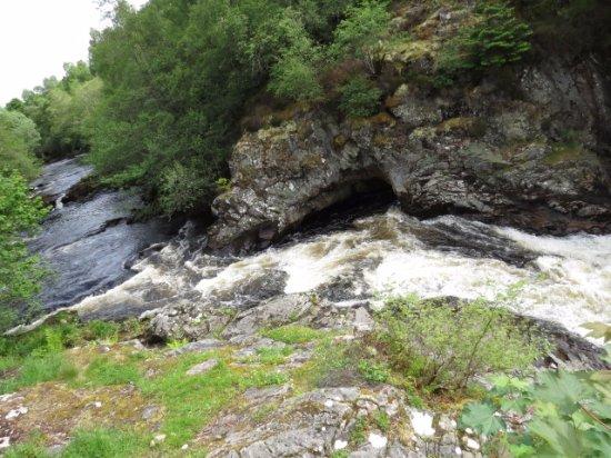 Invergordon, UK: The Falls of Shin
