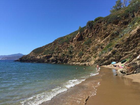Spiaggia dell'Innamorata張圖片