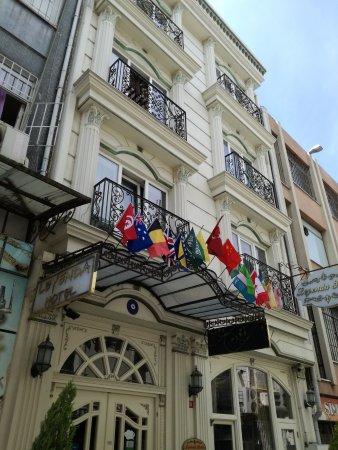 Leyenda hotel h tel istanbul turquie voir les tarifs for Leyenda hotel istanbul
