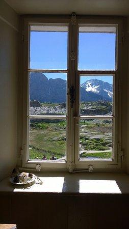 San Bernardino, Швейцария: Interno ed esterno ospizio