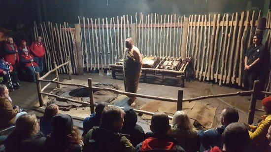 Whakarewarewa - The Living Maori Village: 20170618_190655_large.jpg