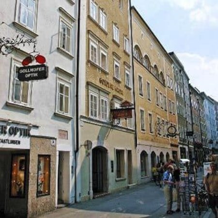 picture of hotel krone 1512 salzburg tripadvisor. Black Bedroom Furniture Sets. Home Design Ideas
