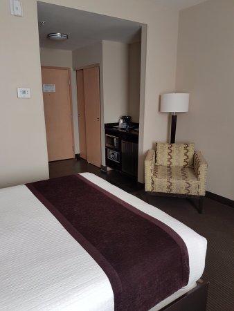 Best Western Premier Miami International Airport Hotel & Suites: Zimmer sind schön groß