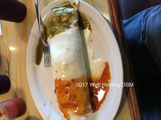 Johnston, IA: California Burrito