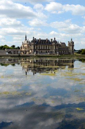 La Capitainerie: Le château de Chantilly