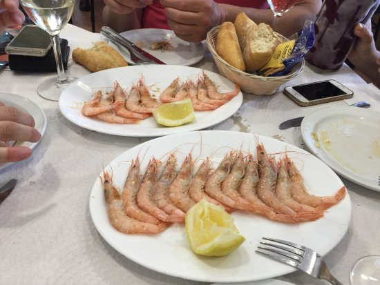 Hogar Del Pescador Marbella Restaurant Reviews Photos Phone
