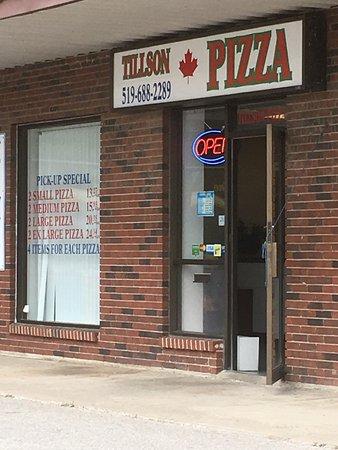 Tillson Pizza