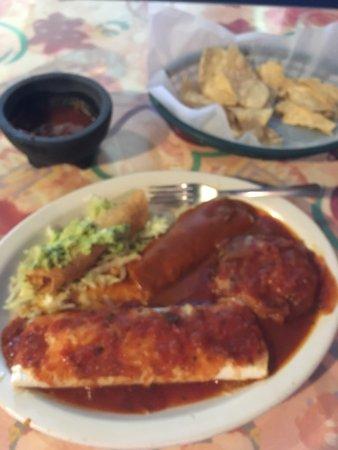 Los Vaqueros: Outstanding food!