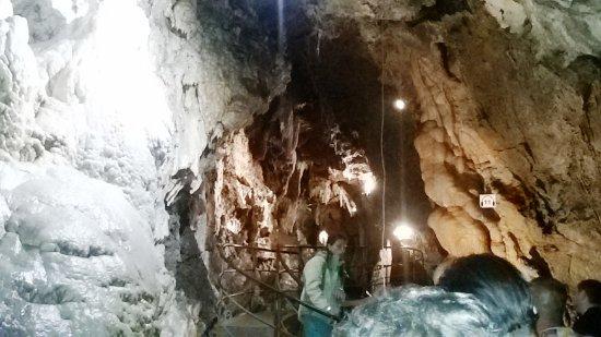 Grotta del Vento : CUNICULI