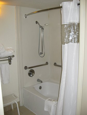 main street station hotel u0026 casino accessible tubshower with moveable showerhead and grab