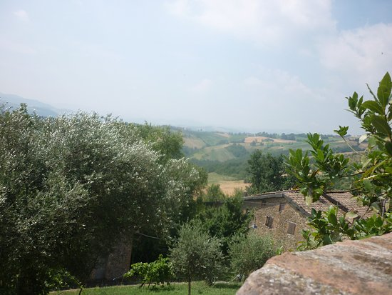 Marano sul Panaro, Italy: vista dall'alto