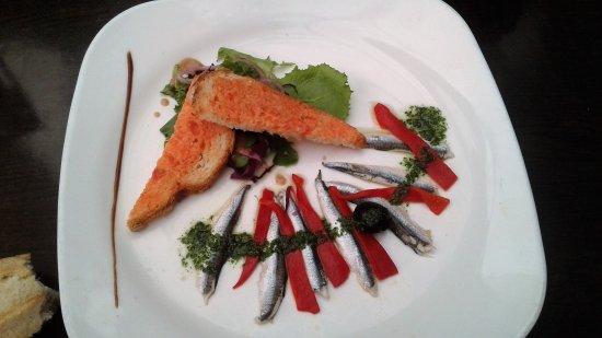 Restaurant le jardin de collioure dans collioure avec for Les jardins de collioure