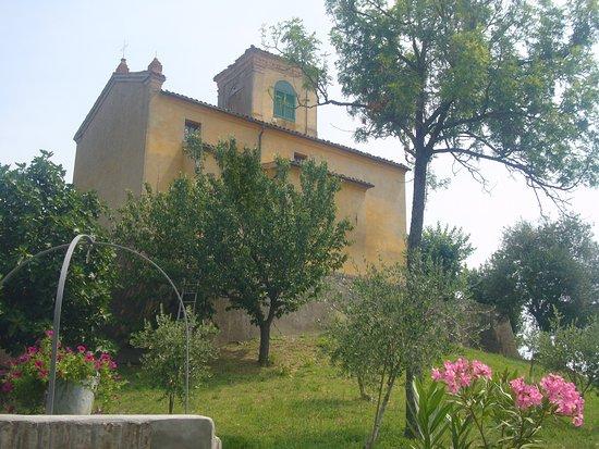 Marano sul Panaro, Italy: la chiesa di S. Maria di Denzano