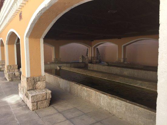 Brihuega, Spagna: EL Lavadero de la Blanquina