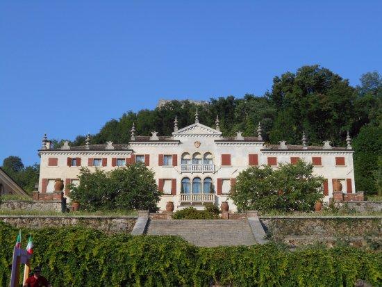 Villa De Brandis, Scotti, Browning, Pasini