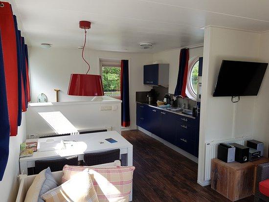 Center Parcs Bispinger Heide : Küchenbereich