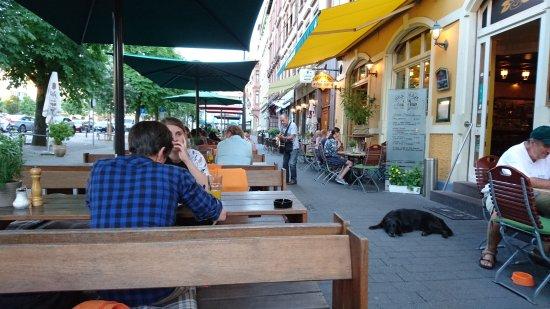 Offenbach, Germany: Beau d'Eau