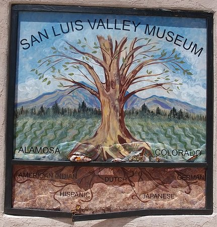 ‪The San Luis Valley Museum‬