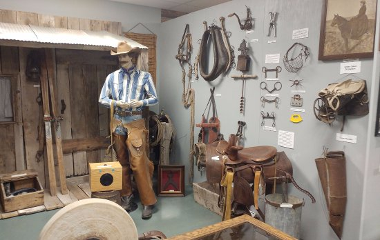Alamosa, CO: Old west exhibit