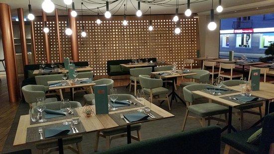 Pure 56 Foodlounge: Innen