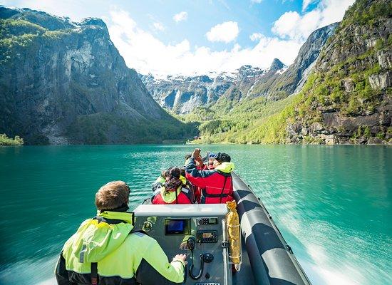 Balestrand, Norge: Finnabottn