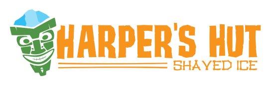 Sand Springs, OK: Harper's Hut Logo