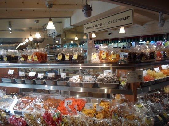 The Original Farmers Market: Muitos doces