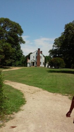 Huntersville, NC: Plantation house
