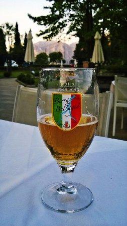 Magreglio, Ιταλία: Birra alla spina Bellagio