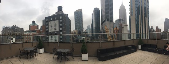 Fairfield Inn & Suites New York Manhattan/Chelsea: rooftop
