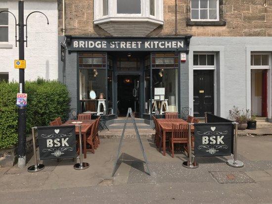 Dollar, UK: Bridge Street Kitchen