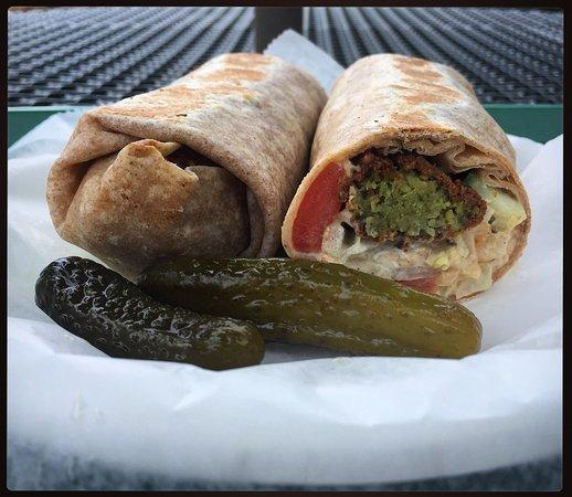 New Canaan, CT: Falafel