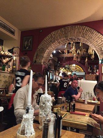 Cantina E Cucina Picture Of Cantina Cucina Rome Tripadvisor