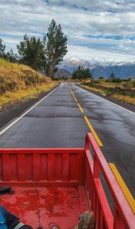 Cañón del Colca: On the way to the condor viewpoint