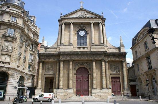 Eglise Saint Thomas d'Aquin